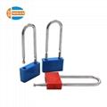 MA - PD 8001  airline ship customer security plastic padlock seal 2