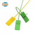 MA - PS 6002 airline safety tamper proof fixed length plastic seal lock for l    4