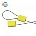 MA - CS 3004 tamper evident self locking steel wire security cable seal 4