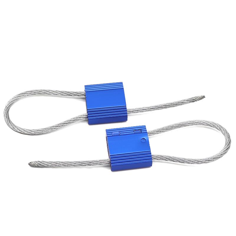 MA-CS 3013 stainless steel wire pull tight tamper evident cable seals  3