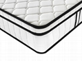 Wholesale can customized Euro top Compressed Spring Mattress  2