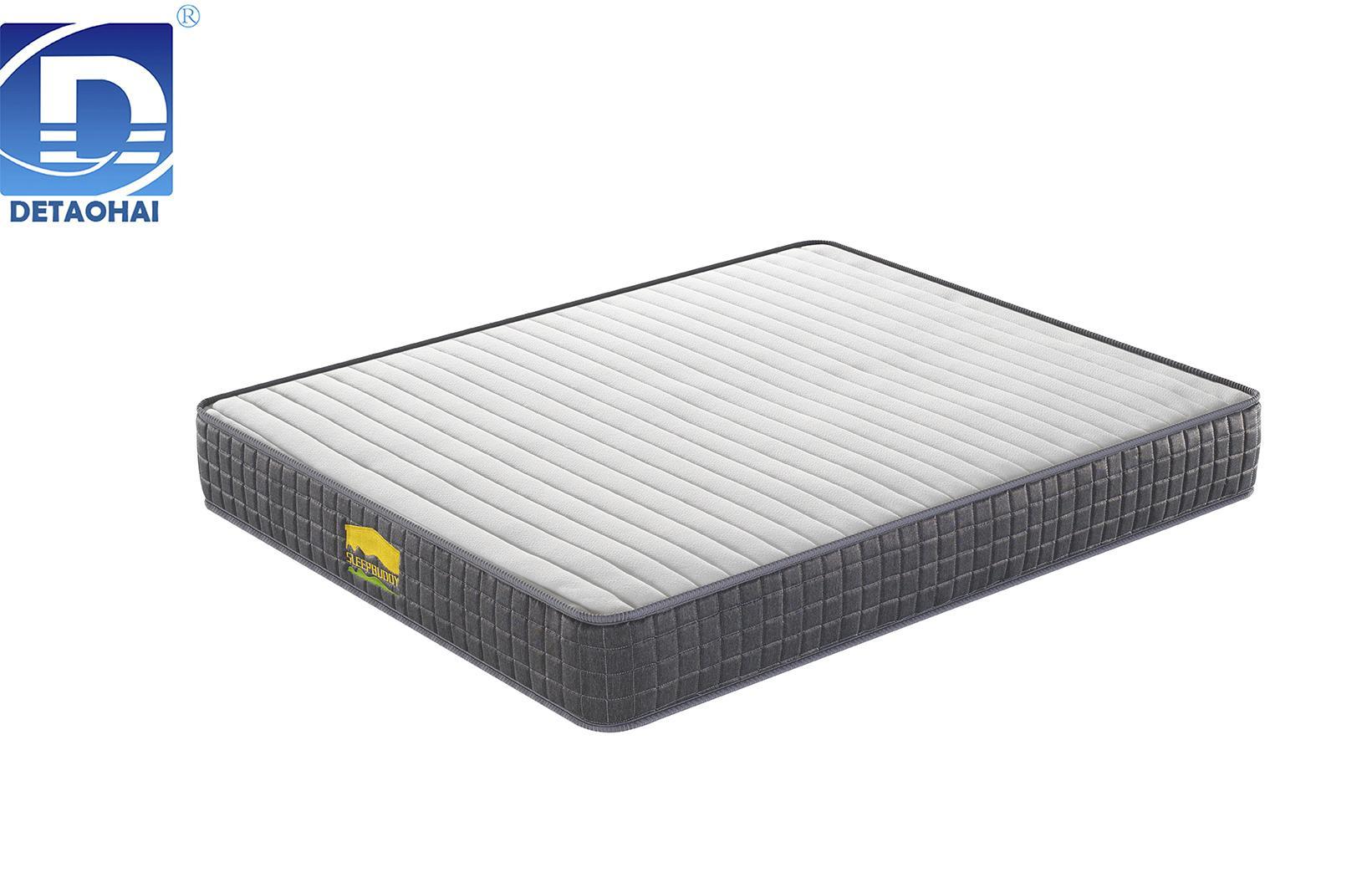 High density foam mattress  rolling compresses packing bed mattress 1