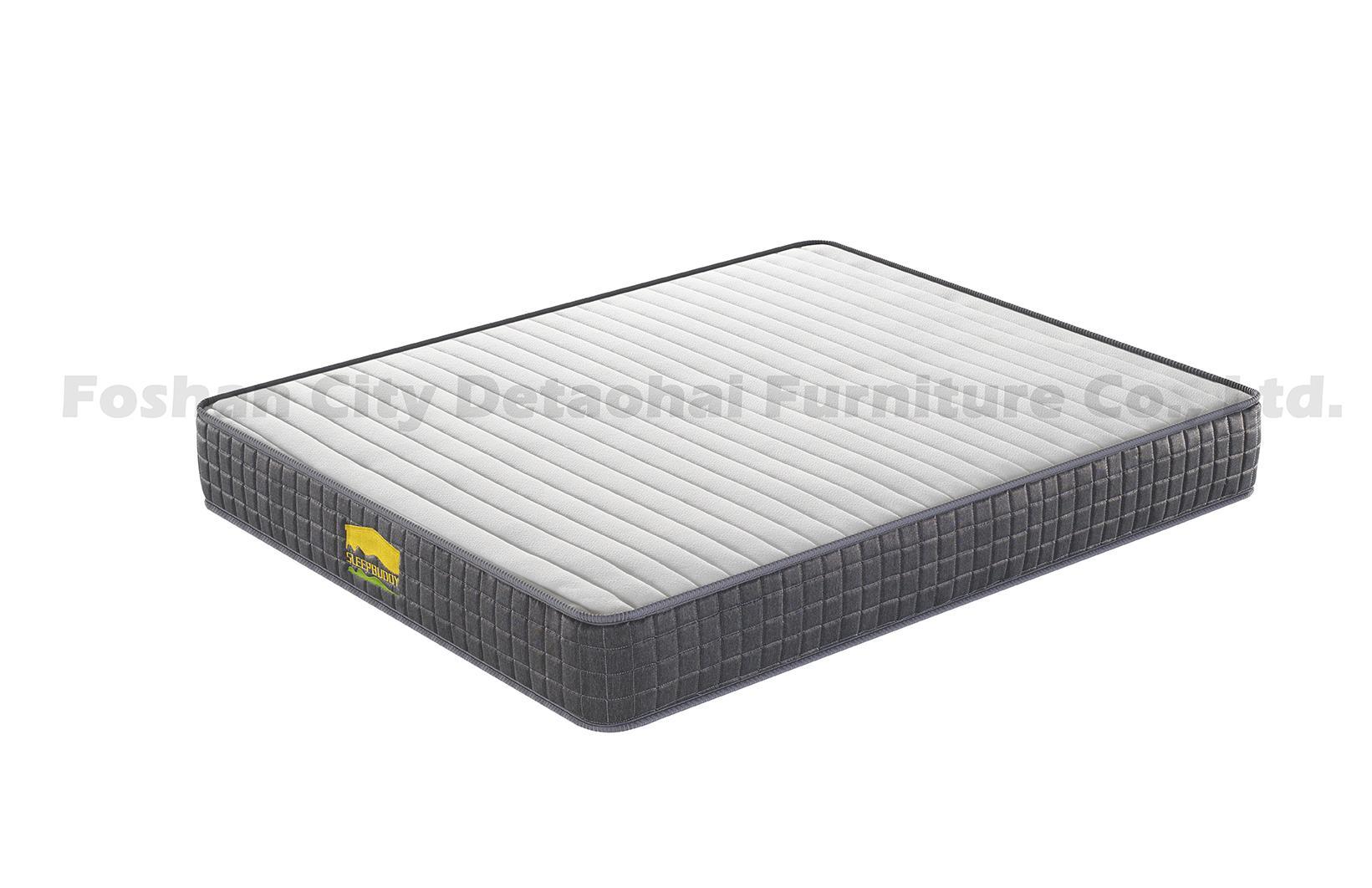 High density foam mattress  rolling compresses packing bed mattress 2