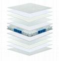 High density foam mattress  rolling compresses packing bed mattress 4