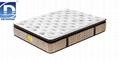 comfortable pillow top bedroom mattress