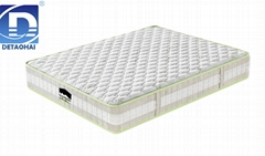 pocket spring gel memory foam mattress bedroom mattress