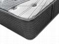 comfortable pocket spring memory foam mattress with pattern 2