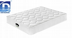 manufacturer sales pocket spring  mattress with knitted Fabrics
