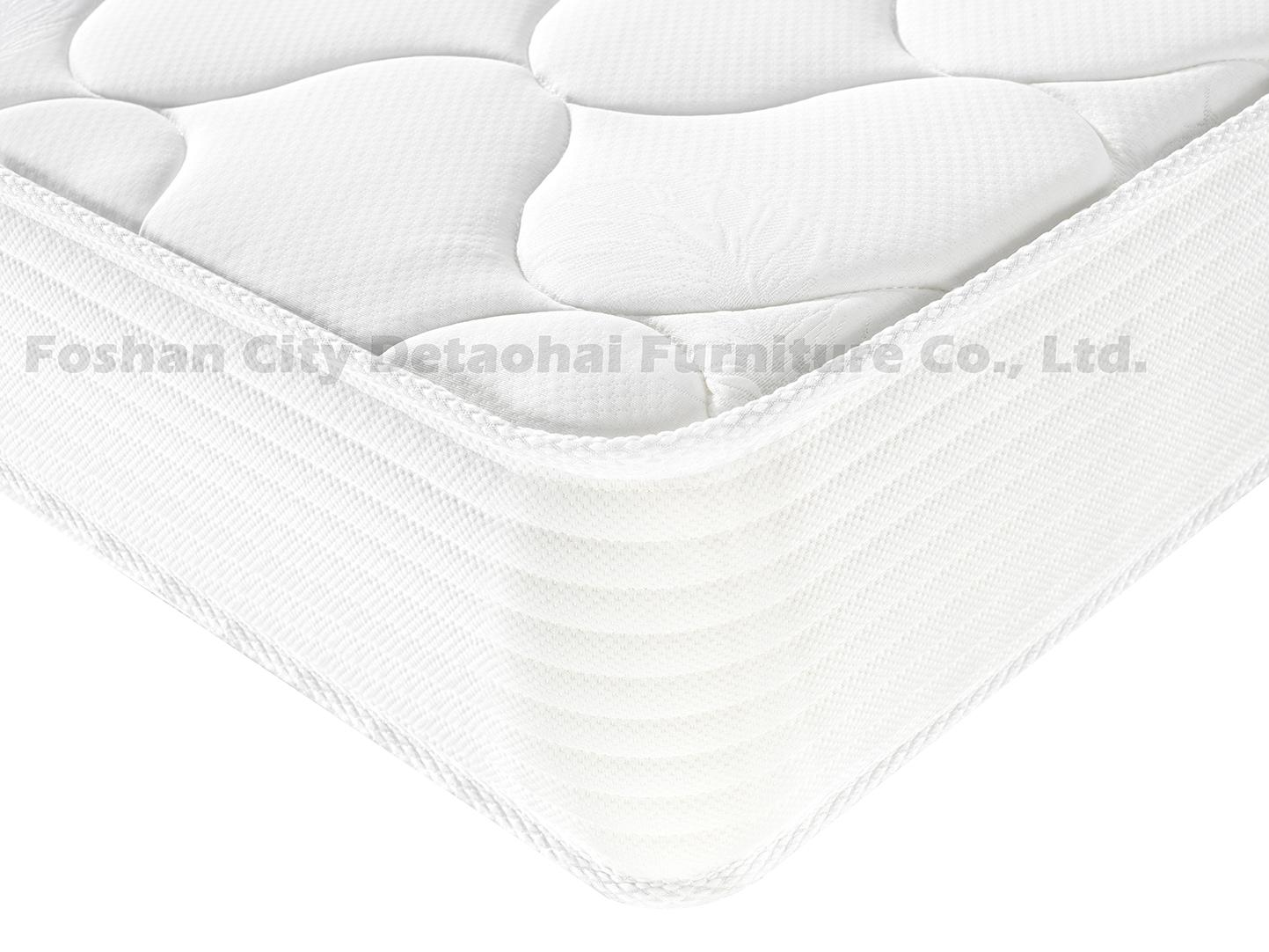 manufacturer sales pocket spring  mattress with knitted Fabrics 3
