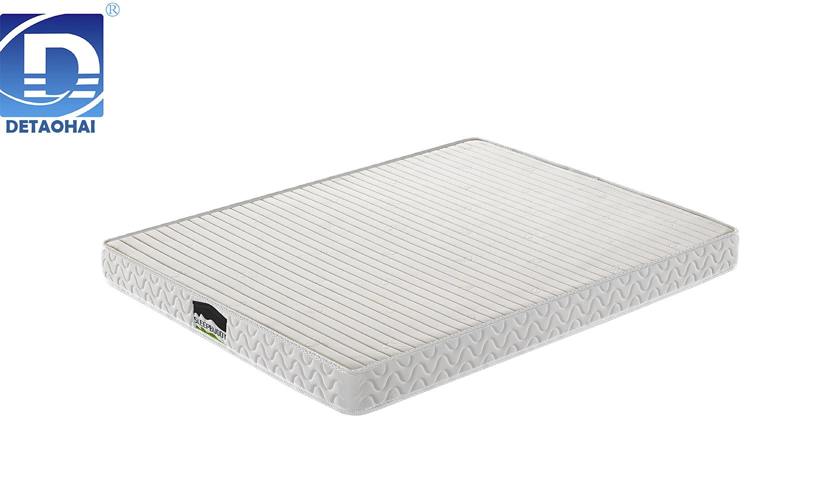 comfortable high-quality bedroom foam mattress with knitted Fabrics 1