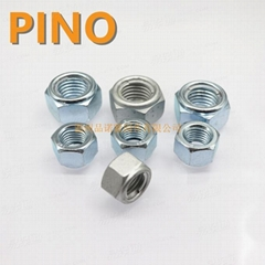 GB6185 Q332 I type all metal hexagon lock nuts auto parts