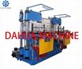 High Quality Vacuum Rubber Compression Moulding Press Machine 2