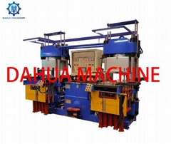 High Quality Vacuum Rubber Compression Moulding Press Machine