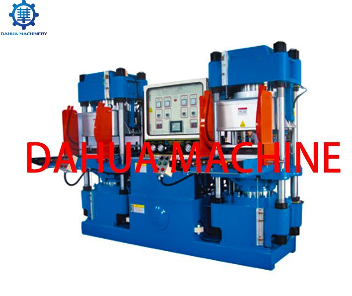 High Quality Vacuum Rubber Compression Moulding Press Machine 5