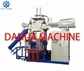 300T Horizontal rubber injection molding
