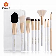 10pcs super famous brand qualiry makeup brush set