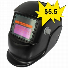 $5.5 solar power auto darkening welding helmet