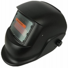 high quality black welding helmet