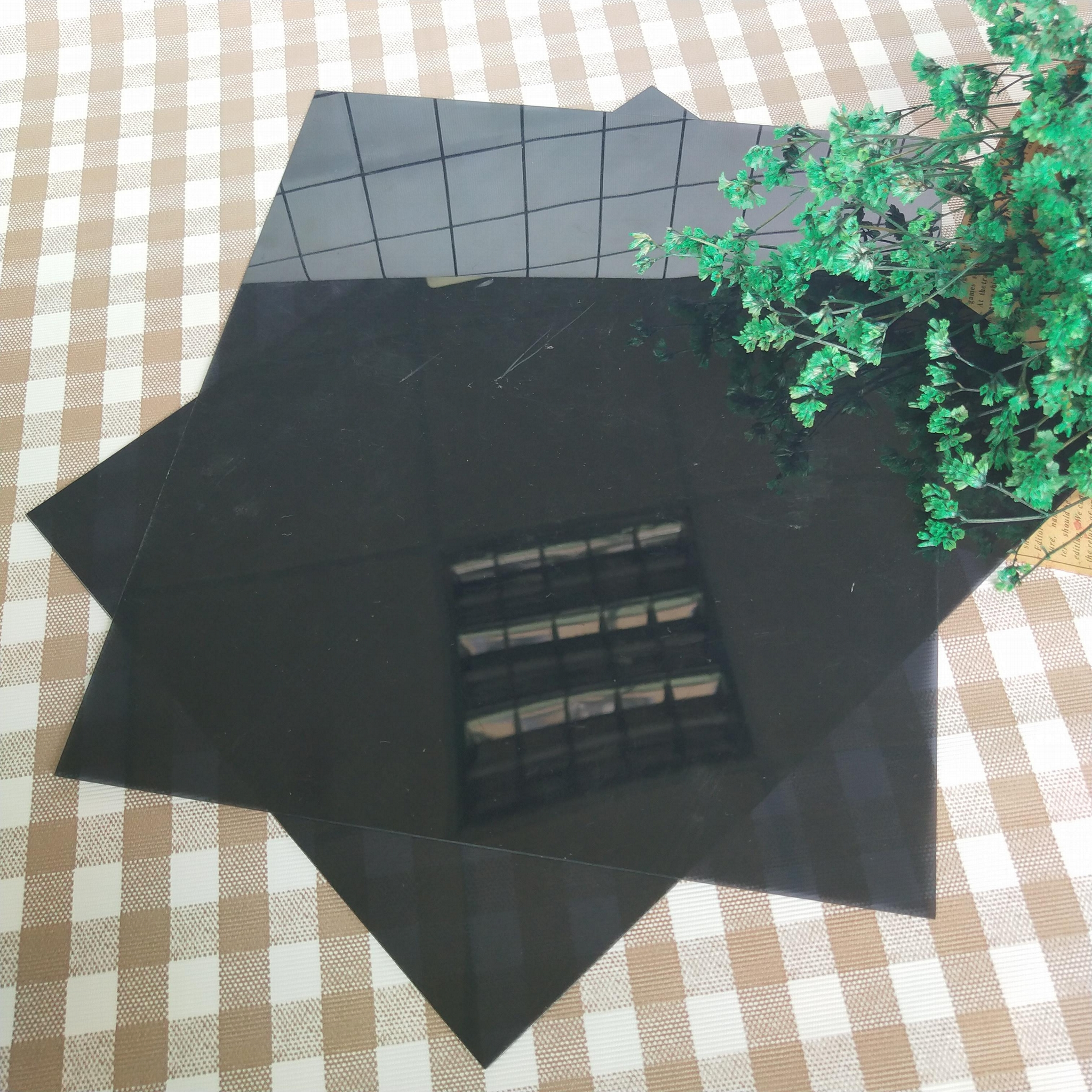 PC半透镜 PC茶色塑料镜 PC反光片材 5