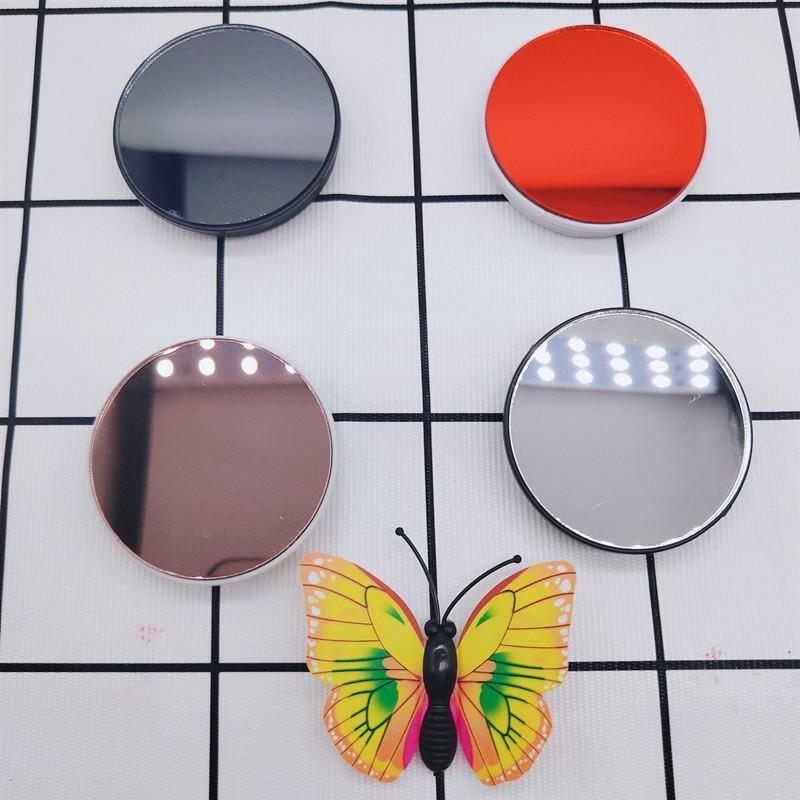 廠家直銷亞克力手機支架裝飾彩色鏡 3