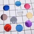 廠家直銷亞克力手機支架裝飾彩色鏡 4