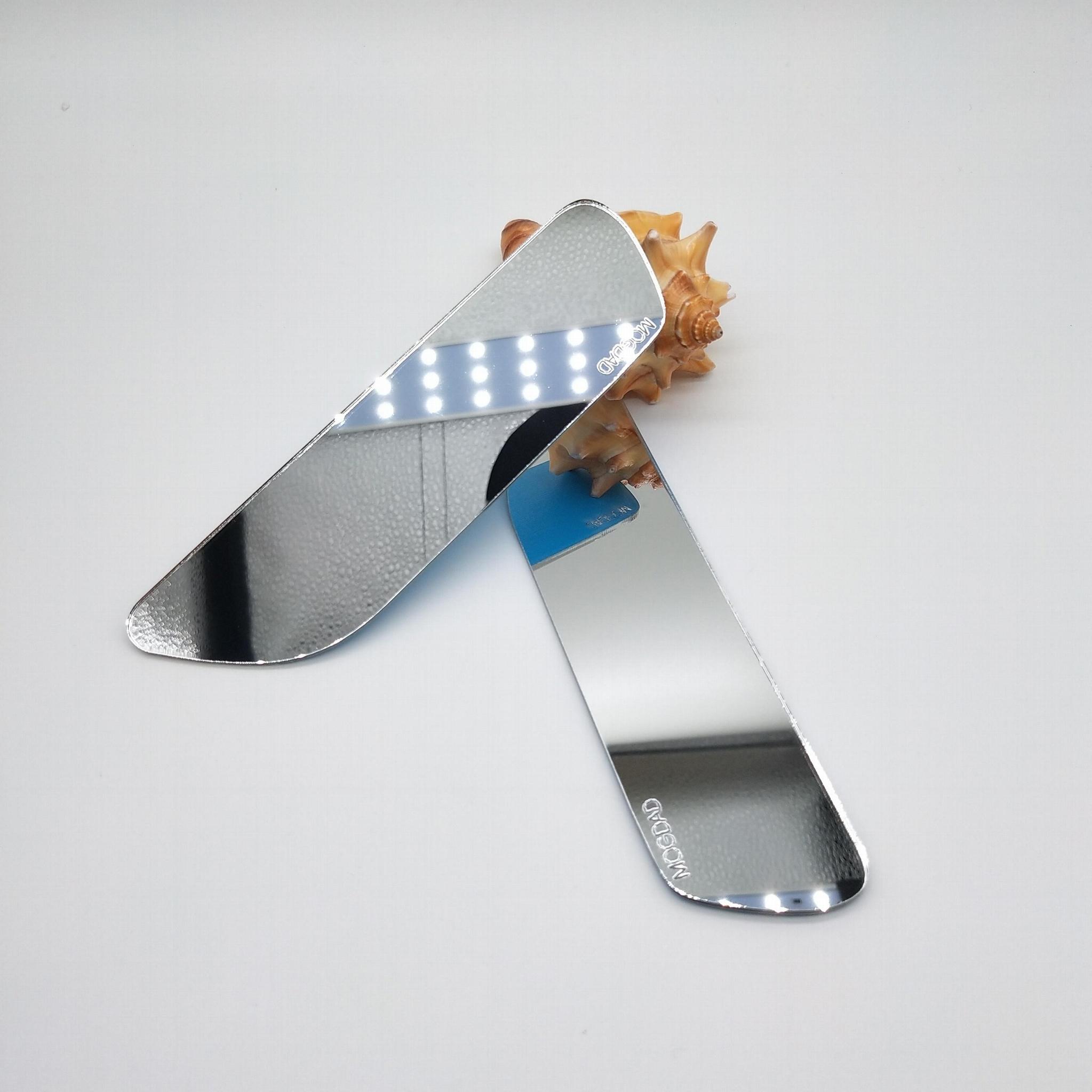 廠家供應塑膠鏡片 PMMA油漆鏡 亞克力鏡片切割成型 3