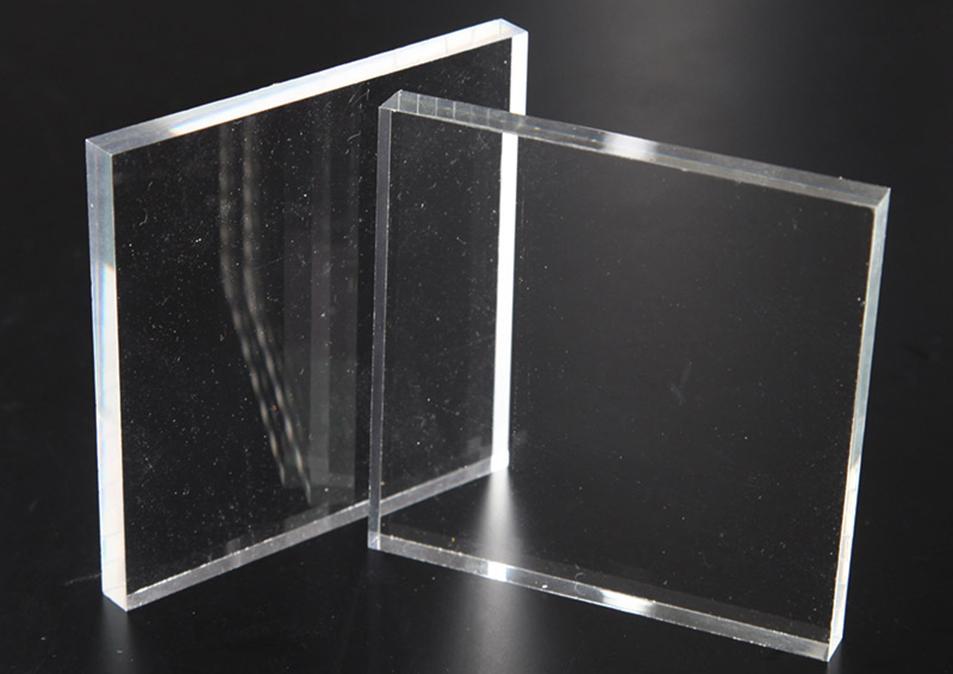 PS有机玻璃板透明PS板 1