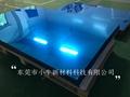 亚克力镜片生产厂家PMMA镜片PS塑料镜批发 2