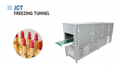 3.5M lipstick cooling tunnel
