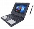Cheapest Factory 11.6 inch Window 10 Barcode Fingerprint R   ed Laptop