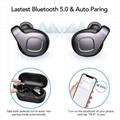 Cheapest Wireless BT earphone BT V5.0 TWS earphone  IPX7 waterproof Airoha airbu