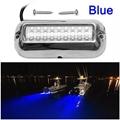 Waterproof DC 10-30V 3.6W Blue Marine Pantoon Boat LED Underwater Light
