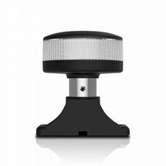 China supplier 3inch 12V LED Marine Yacht Aluminum Pole Navigation Lighting