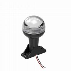 4inch 12V LED Marine Yacht Navigation Light All-Round Lamp