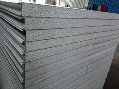 硅岩净化彩钢复合板