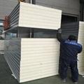 聚氨酯净化彩钢复合板