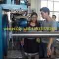 不鏽鋼楔形絲篩網焊接機 3