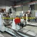 不鏽鋼楔形絲篩網焊接機 4