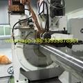 不鏽鋼楔形絲篩網焊接機 5