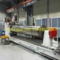 不鏽鋼楔形絲篩網焊接機 2