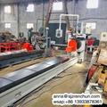 數控不鏽鋼楔形絲篩網焊接機 3
