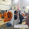 數控不鏽鋼楔形絲篩網焊接機 4