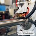 數控不鏽鋼楔形絲約翰遜篩網焊接機 2