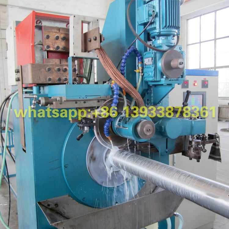 不鏽鋼johnson篩管焊接機 1