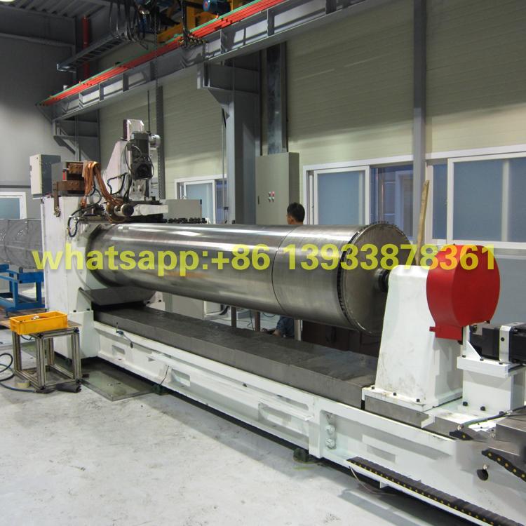 不鏽鋼johnson篩管焊接機 5