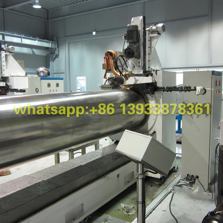 不鏽鋼數控篩管焊接機 1
