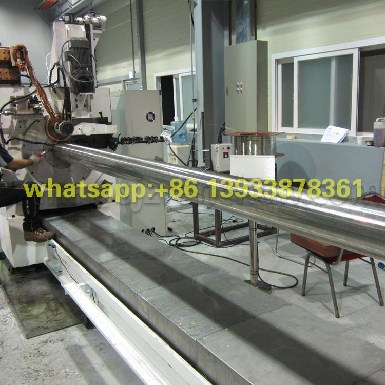 不鏽鋼數控篩管焊接機 2