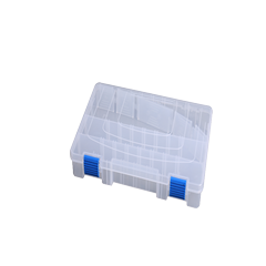 Removable  Lure Fishing Tackle Box