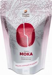 Honee Coffee - Mocha roasted coffee beans