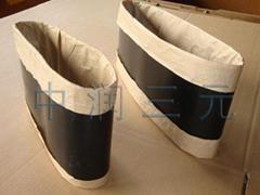 Large supply of waterproof cap polyethylene thermal shrink waterproof cap